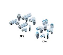 洁净型快换接头:驱动系统配管用   KPQ·KPG