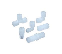 氟素树脂高级管接头   LQ1