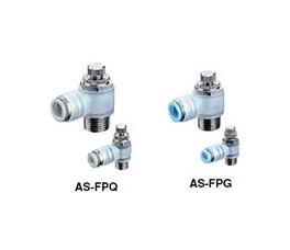 带快换接头的洁净速度控制阀   AS-FPQ·FPG