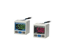 2色显示式高精度数字式压力开关  ZSE/ISE30A