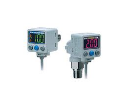2色显示数字式压力开关   ZSE/ISE80