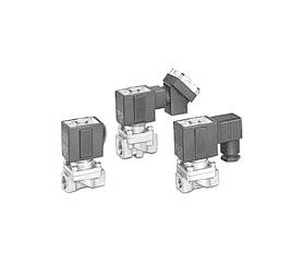 先导式高压用2通电磁阀   VXH