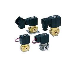 直动式3通电磁阀   VX3